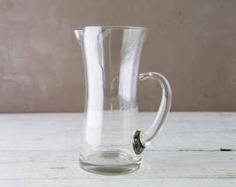 Glass Pitcher-Food Photography Prop