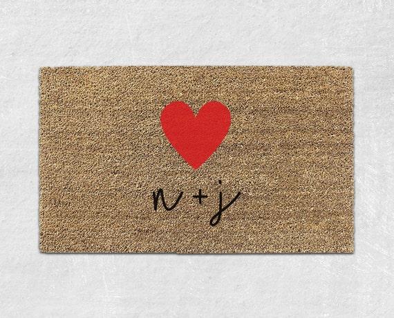 Personalized Door Mat Personalized Doormat Custom Doormat