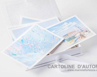Copyright postcard, fine art photo print