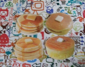 Pancake Sticker Set