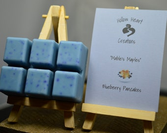 Blueberry Pancakes Scented Soy Wax Melts