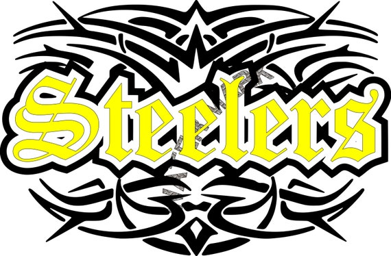 Pittsburgh Steelers Svg Png File Download Tattoo Tribel