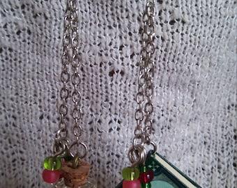 Treasure island earrings
