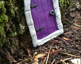 Handcrafted Custom made Fairy Doors