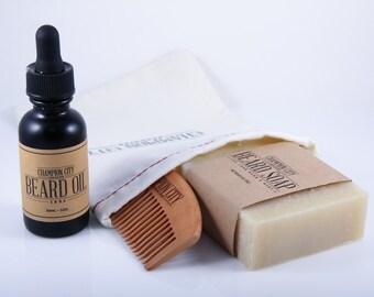 Essentials Beard Kit