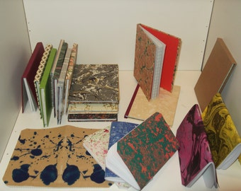 Hand-made books