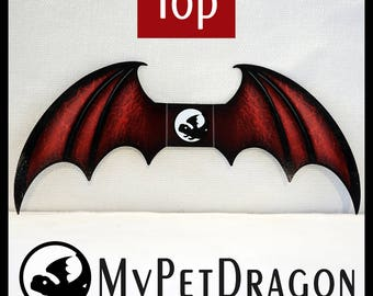 Dragon Wings - Red