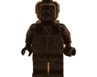 LEGO Custom minifigure - Zoom Made with Original Lego Parts