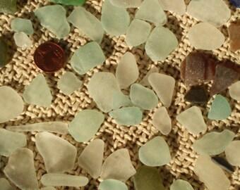 Emerald Isle Sea Glass