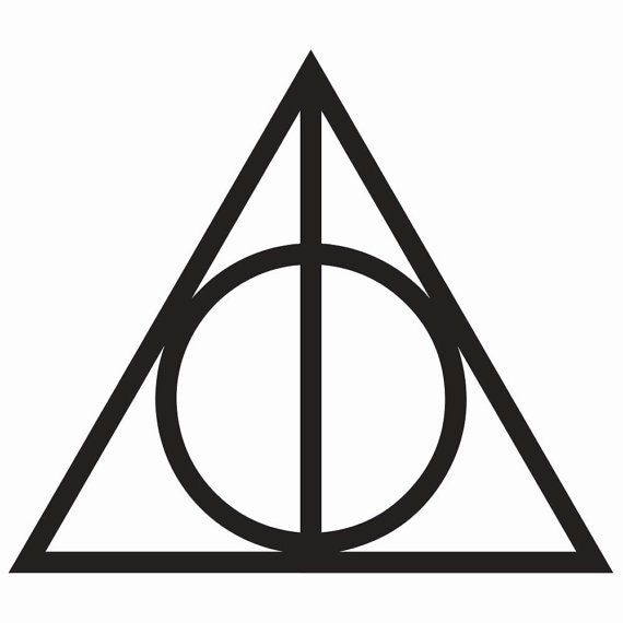 Vinyl Decal Sticker - Harry Potter decal inspired by Harry Potter for Windows, Cars, Laptops, Macbook etc