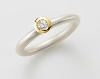 COCKTAIL - RING diamond, engagement, wedding band, wedding engagement ring set, stacking ring, several rings, diamond band
