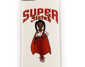 Super Sistah IPHONE 6 & IPHONE 6 PLUS hard cellie case