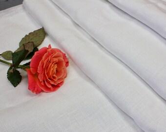 Linen Fabric, 100% Linen fabric, Pure linen fabric, White linen fabric, Linen Fabric by the yard, Wholesale Linen Fabric, Organic fabric