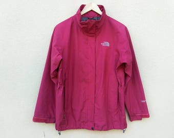 Vintage The North Face Gore Tex jacket Pink Colour