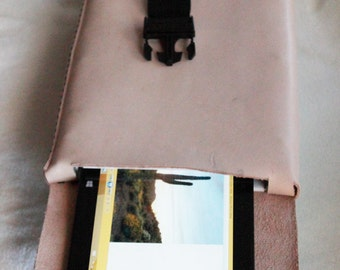 Armor Ipad Case: Leather and Aluminum