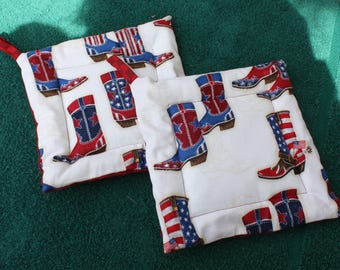 P.J.'s Popular Everyday Potholders For Mothers Day FREE SHIPPING