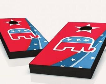 Republican Cornhole Set