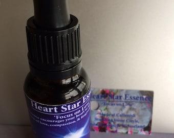 Heart Star Essence ~ 20ml