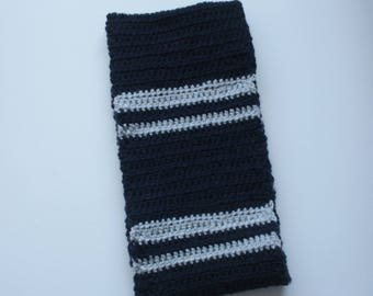 Scarf inspired by Harry Potter Ravenclaw