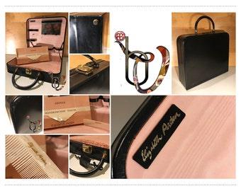 Elisabeth Arden beauty case suitcase