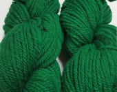 3 Ply Bulky Yarn, Emerald...