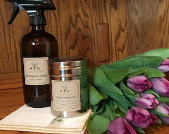 All-Natural Spring Cleaning Set