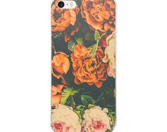 Rustic Floral Iphone Case, Iphone 7/7 Plus, 5/5s/Se, 6/6s,6/6s Plus Case, Flower Iphone Case, Cute Iphone case, Spring Iphone case, Gifts