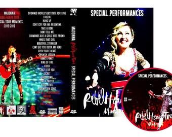 Rebel Heart Tour Special Performances DVD - Madonna