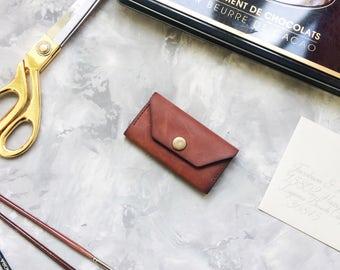 Leather key holder Leather key case Leather key pouch Key case  Key pouch Key organizer Key fob leather Key bag House keeper Chain Key Bag