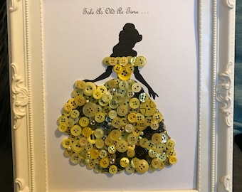 Belle Button Frame