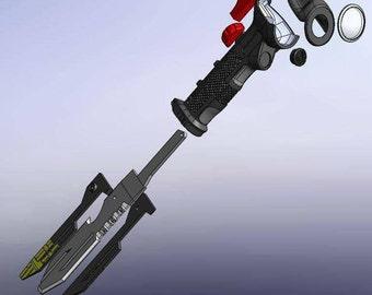 Titanfall Data Knife