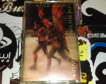 Paul Simon - The Rhythm of the Saints Cassette