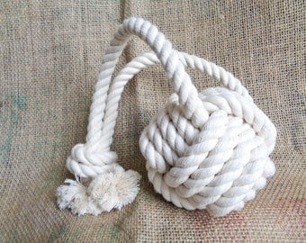 Decorative Cotton Monkey's Fist