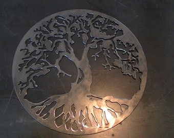 Smoothed Tree of Life - 12 Inch
