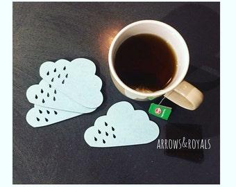 Cloud Drink Coasters