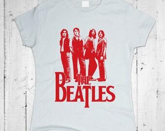 The Beatles Women T-shirt
