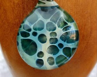 Boro beauty glass bead drop