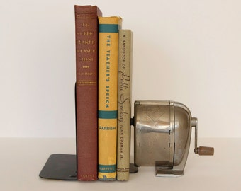 Vintage public speaking books, copyright 1930's and 1940's, textbooks, teaching, educational, speech