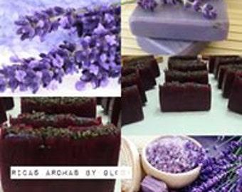 Lavender Soap #lavendersoap