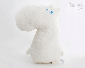 Moomin Pillow Toy, moomin toy, home décor, moomin baby, stuffed animal, decorative pillows, nursery decor, pillow pet, moomin soft toy