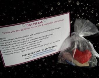 The Love Bag - Attract love & romance