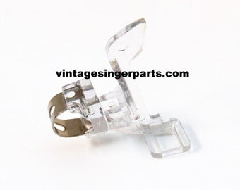6MM Felling, Flat-Felled Seam Presser Foot Attachment for Janome Sewing Machine from iSewing on ...