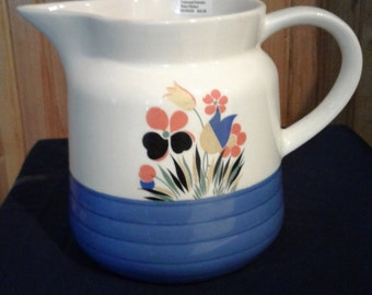 Vintage Universal Potteries Water Pitcher
