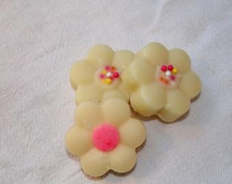Moisturizing Flower Bath Melt