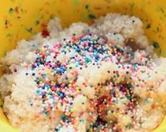 Cake Batter Body Scrub
