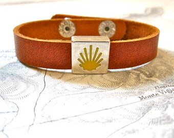Way of Saint James bracelet from Spain's Camino de Santiago