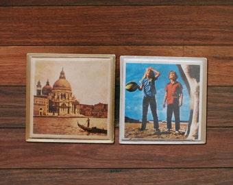 1970's Photo Cube