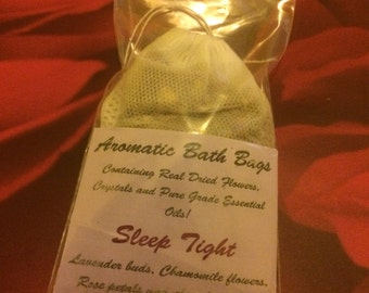 Aromatherapy Bath Bag - Sleep Tight!