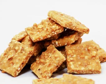 Gourmet Cashew Brittle by Its Delish
