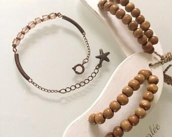 """""""Moon"""" bracelet"""